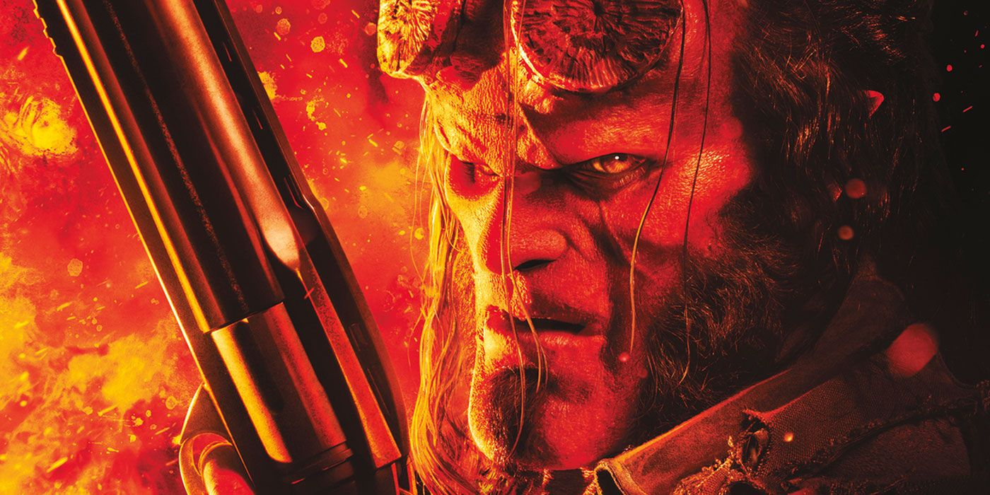 Hellboy Home Video Release Date, Box Art and Special Features Revealed