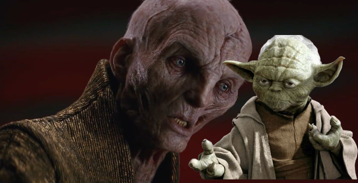 Star Wars Theory: Snoke's Backstory Is Tied to Yoda - and the Prime Jedi