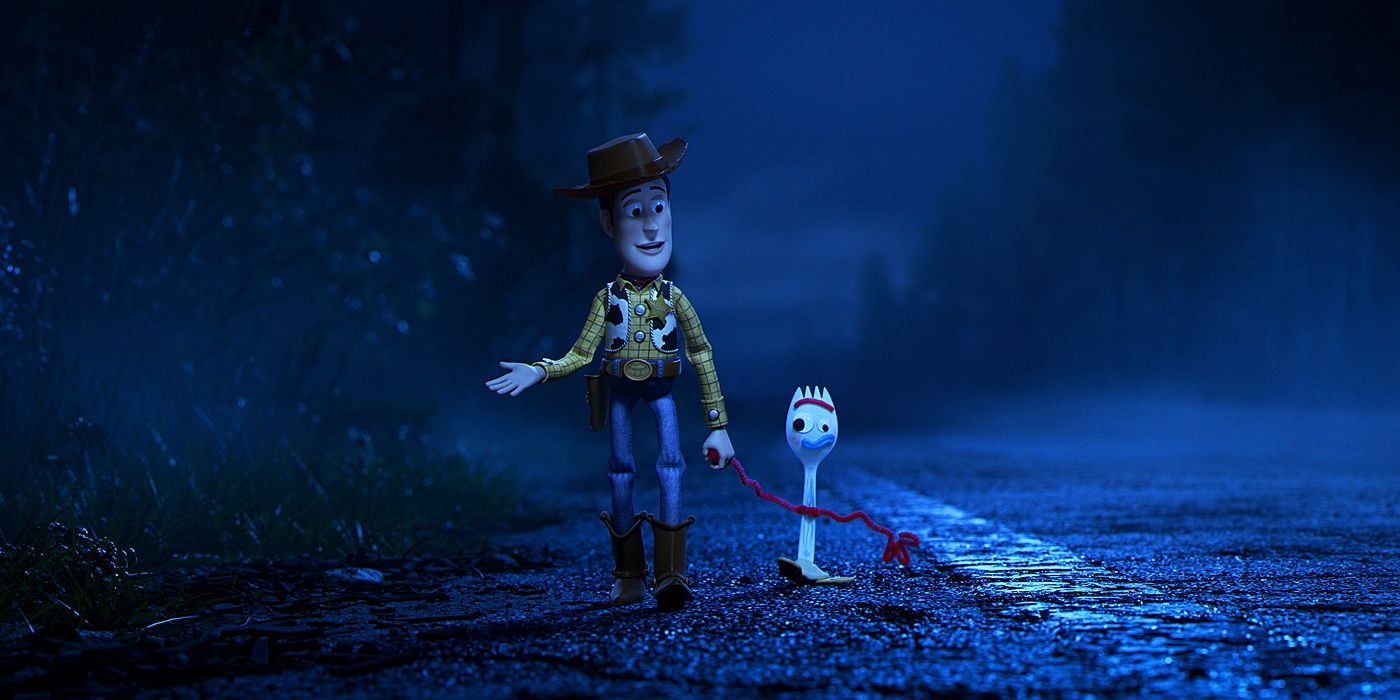 Toy Story 4 Features Some Legendary Comedy Cameos
