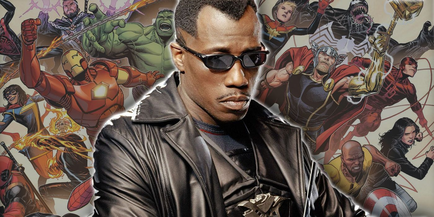 Blade: Marvel's Comics Still Haven't Lived Up to the Movie's Legacy