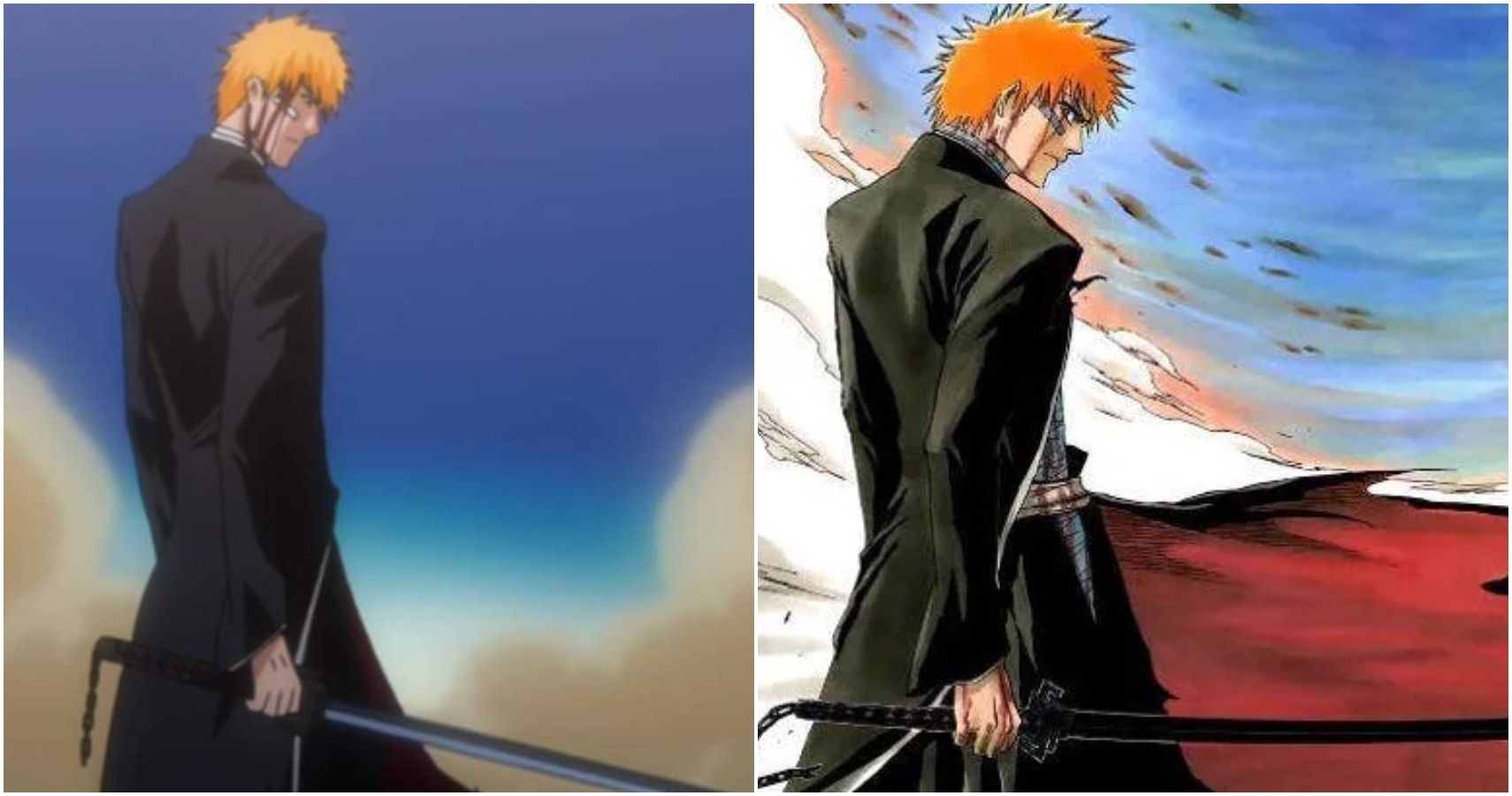 Bleach: 10 Differences Between The Anime And The Manga | CBR