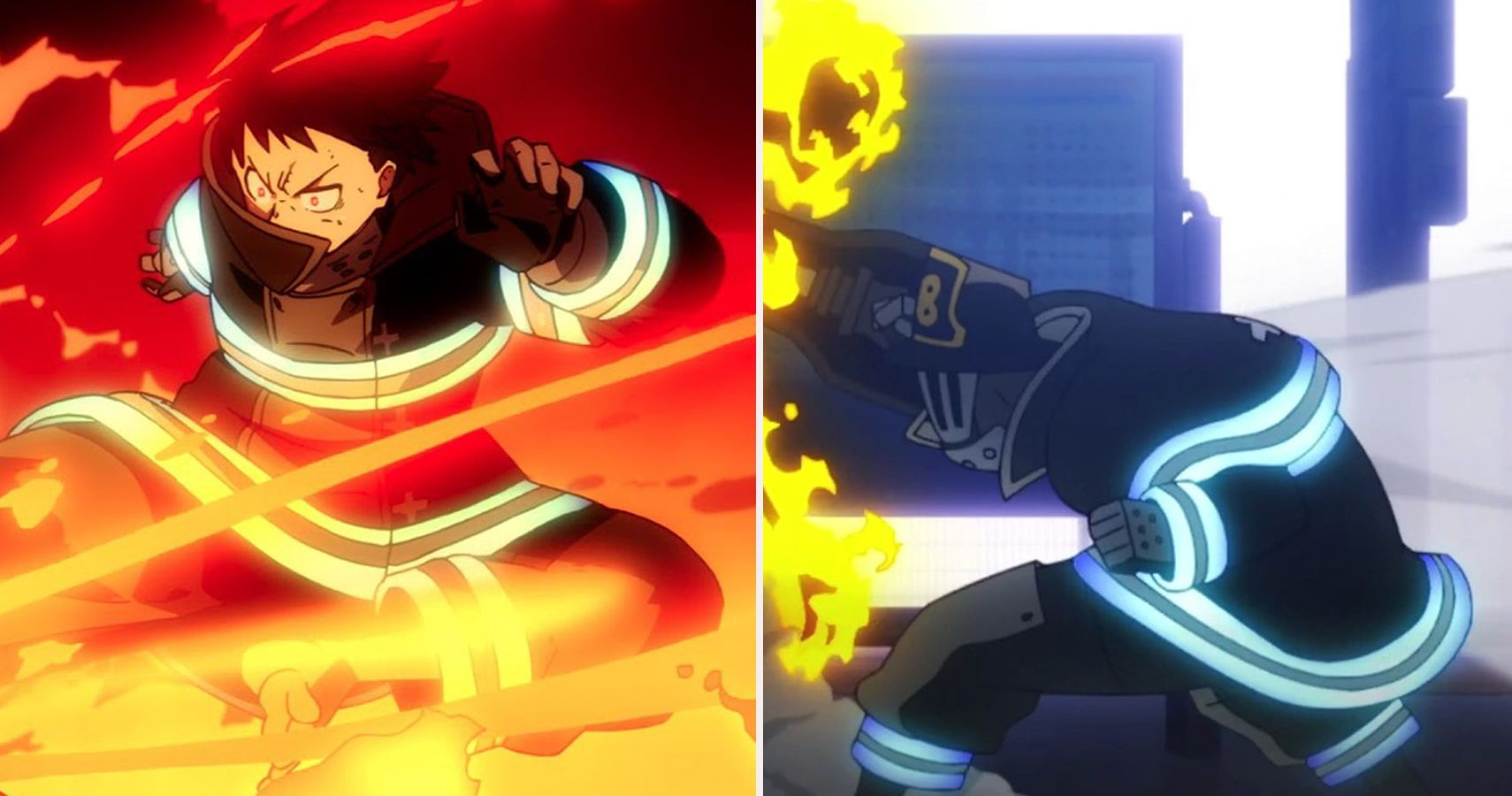 15 Best Characters In Fire Force, Ranked | CBR