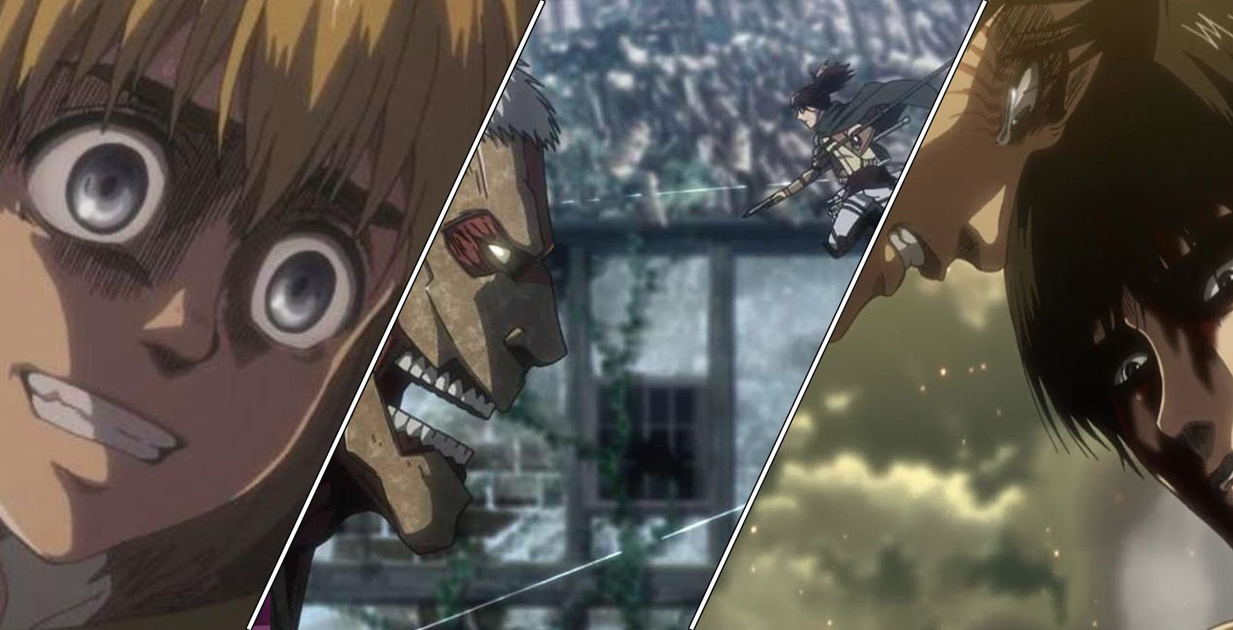 Attack On Titan: 10 Details People Missed In Season 3 | CBR