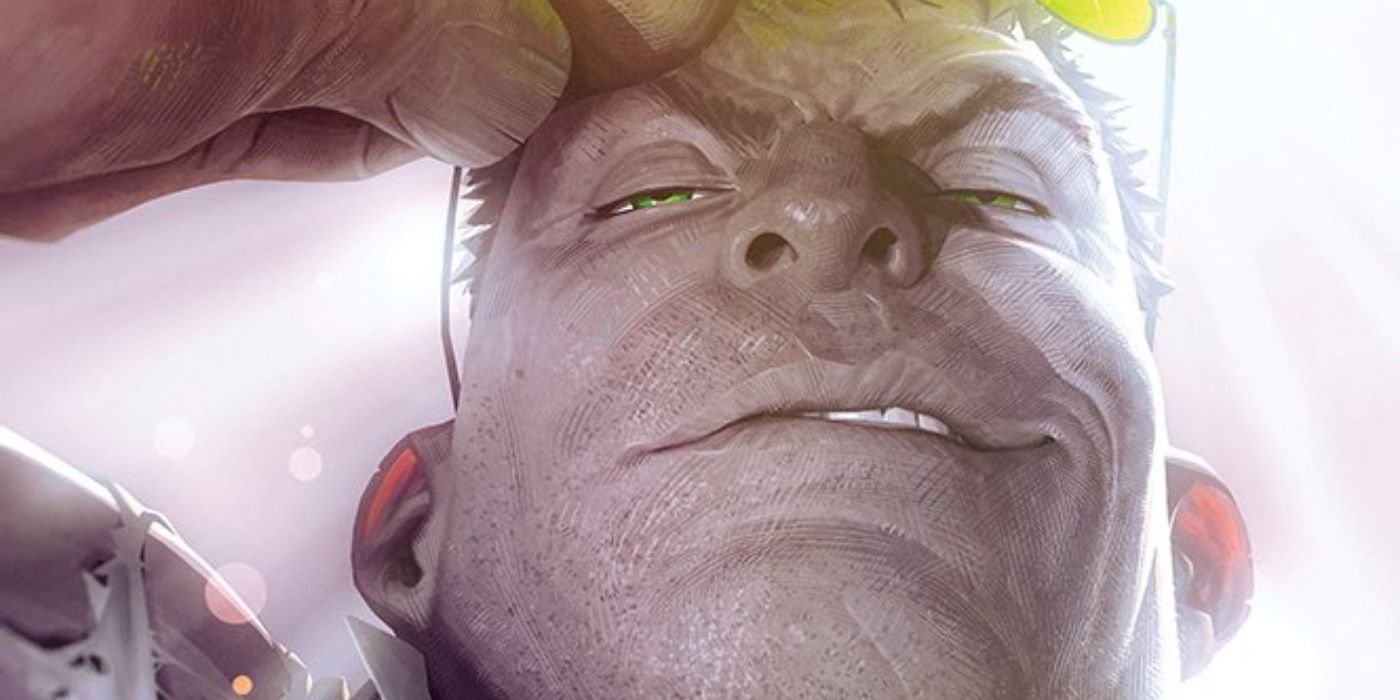 Alex Garner's Immortal Hulk Variant Is Cooler Than You | CBR