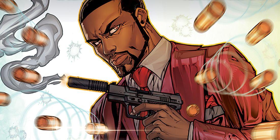 EXCL.: Killers #2 Preview Shows Valiant's Deadliest Ex-Ninjas In Action