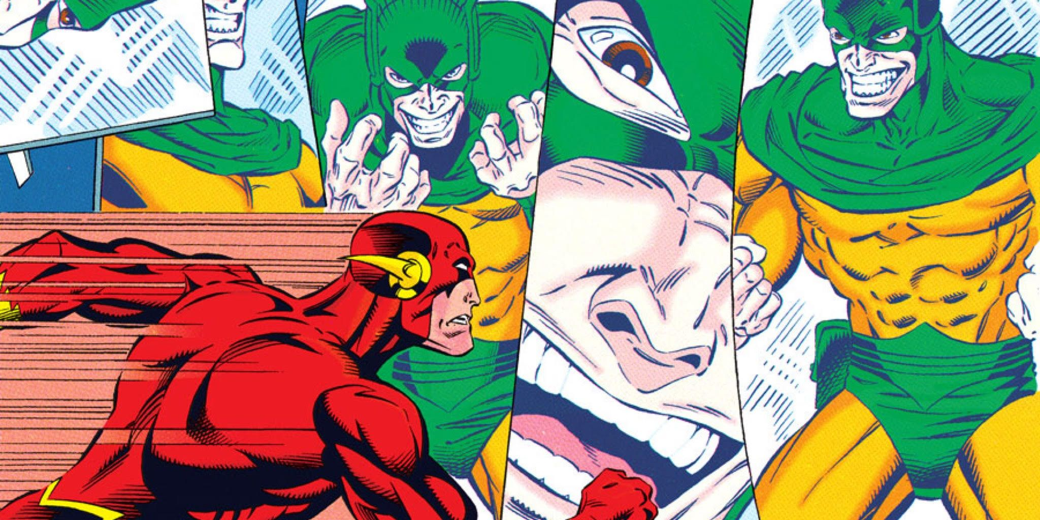 The Flash's Latest Casting Points To a Female Mirror Master | CBR