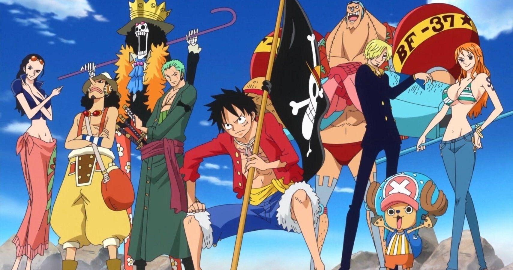 Cipir6: Time Skip One Piece