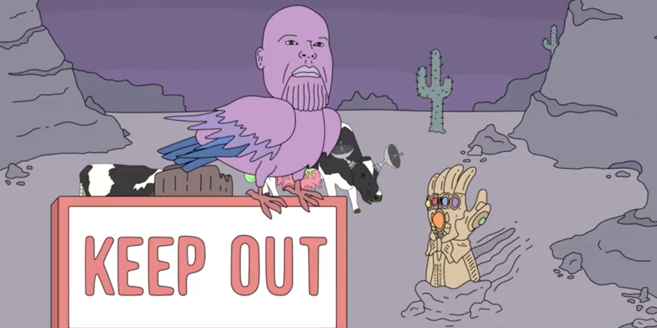 Old Town Road: Lil Nas X Video Raids Area 51 with Thanos and Keanu Reeves