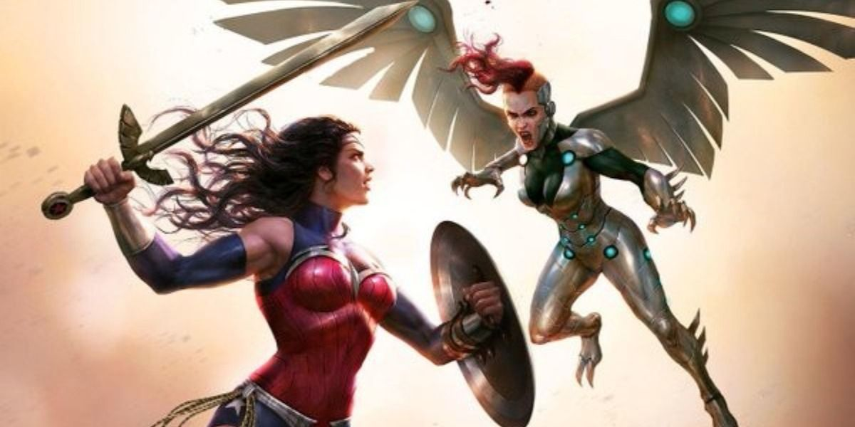 Wonder Woman Bloodlines Gets Synopsis, Art, Voice Cast   CBR