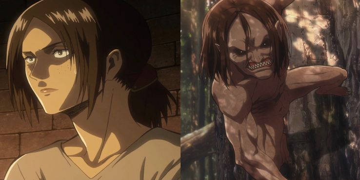Attack On Titan: The 10 Most Skilled Corps Members, Ranked | CBR