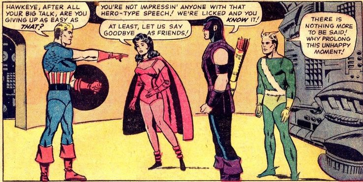 The Most Devastating Piece of Profanity Mid-1960s Marvel Had to Offer