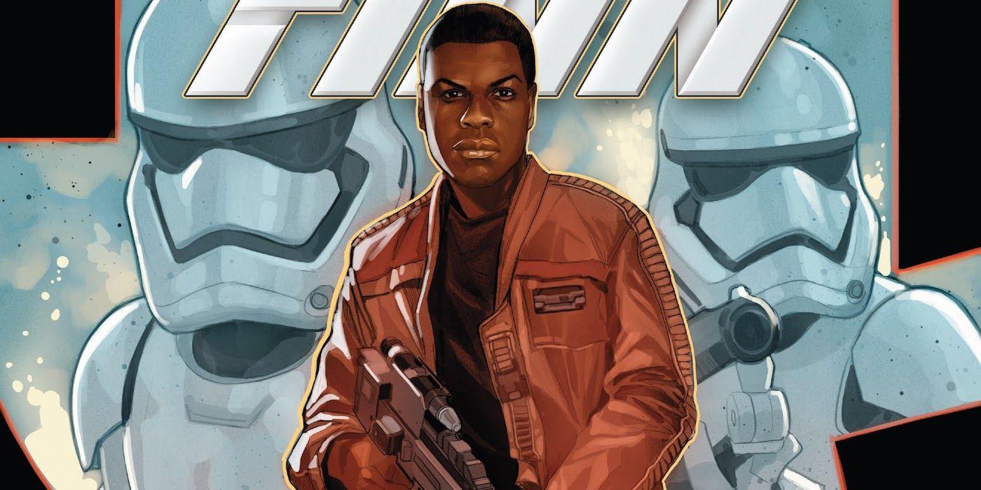 Marvel's Star Wars Reveals Finn's First Act of Rebellion   CBR