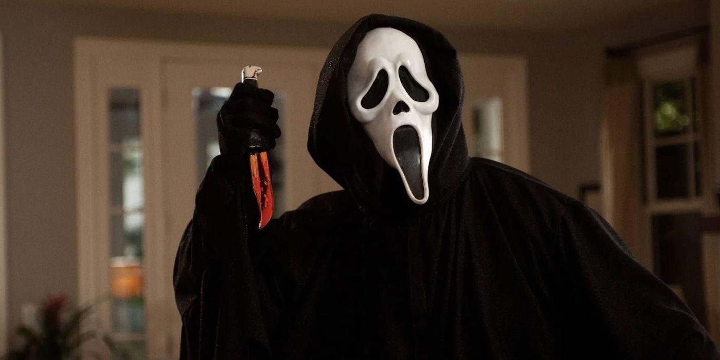 Scream: Resurrection's Nods to the Original Scream Movies | CBR