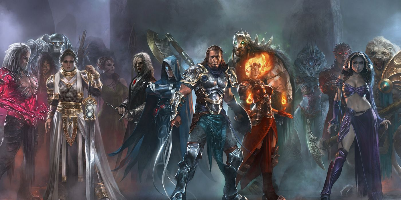 Magic: The Gathering Documentary In The Works By Toys That Made Us Creators