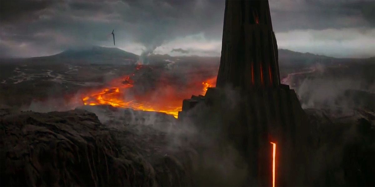 Star Wars: The Rise of Skywalker Art Leak Could Hint At Sith Home World