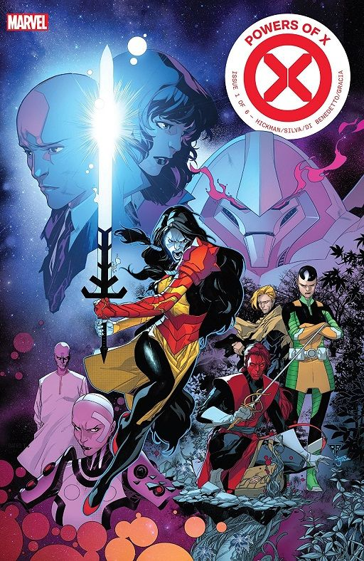 REVIEW: Powers of X #1 Opens Up a World of Possibilities | CBR
