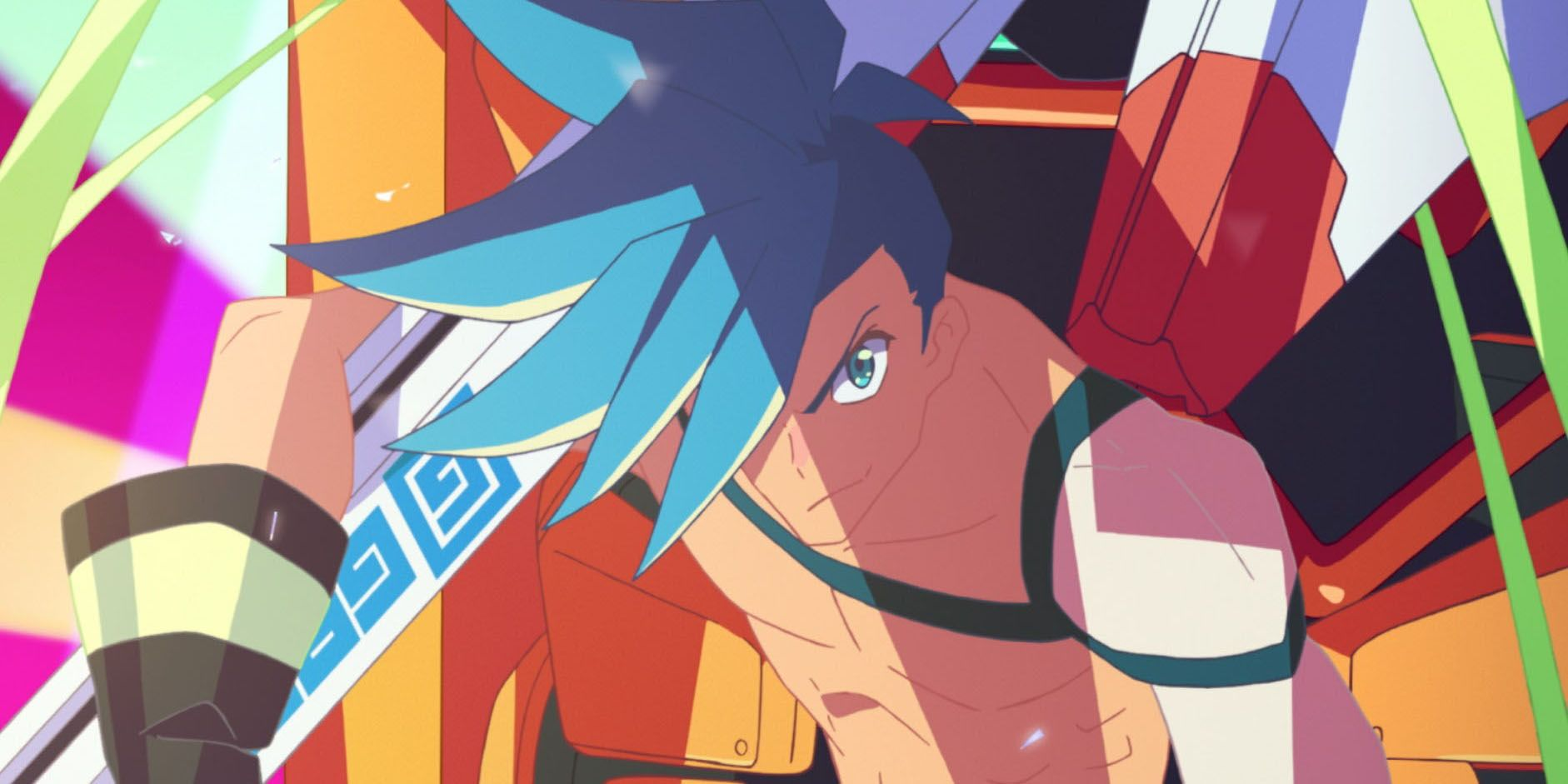 PROMARE: Studio TRIGGER Releases First English Dub Clip from the Film
