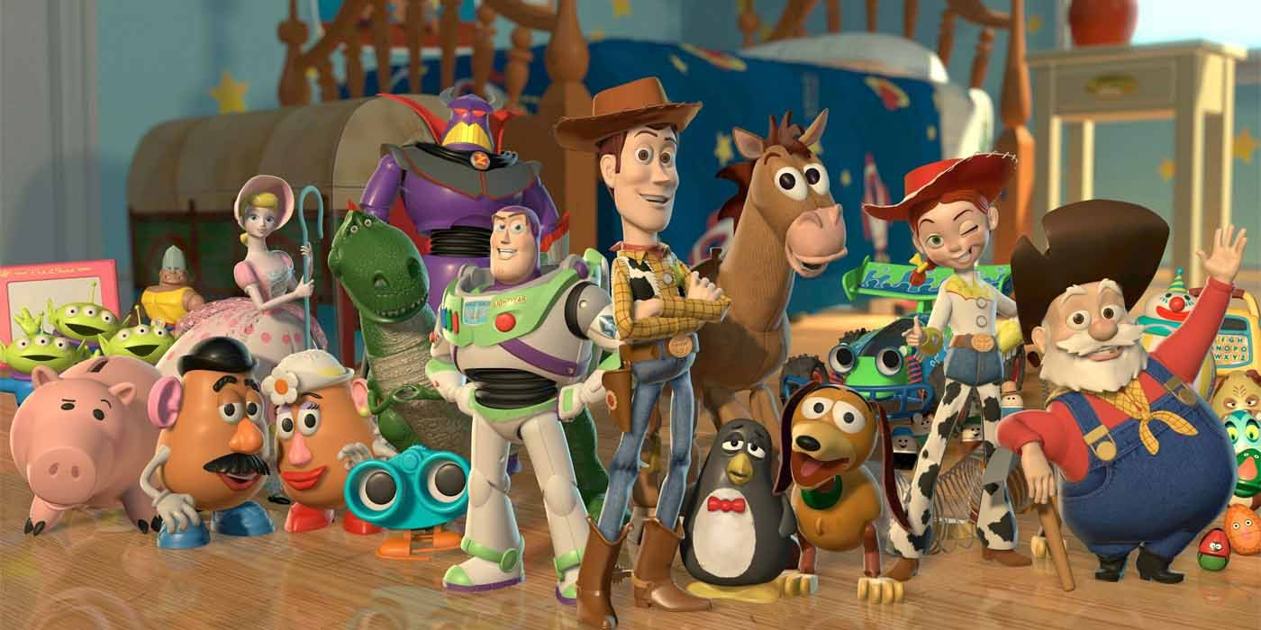 Toy Story Is the Most Successful Film Quadrilogy Ever | CBR