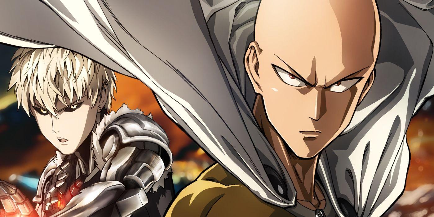 One-Punch Man Season 2 OVA Trailer Gives Genos and Saitama ...