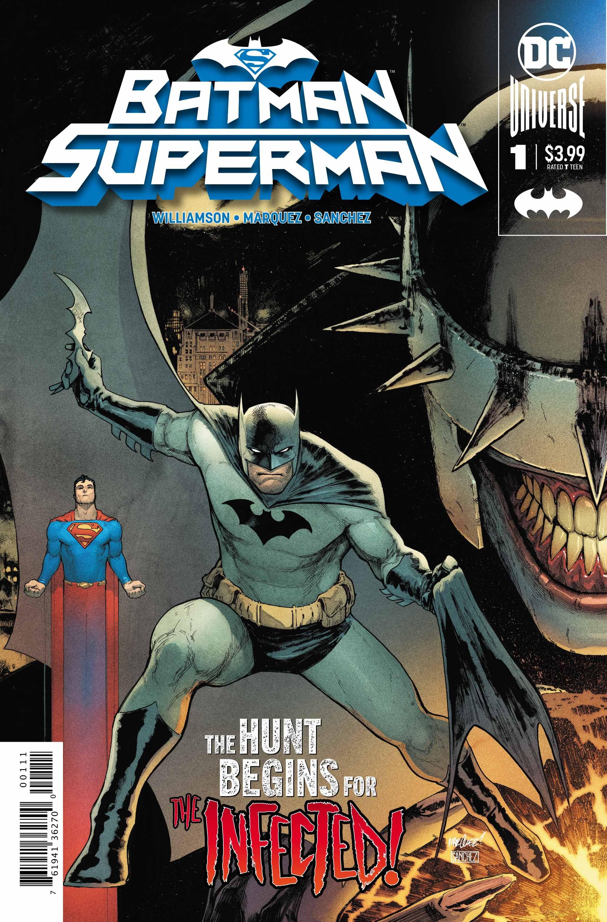 PREVIEW: Batman/Superman #1 | CBR