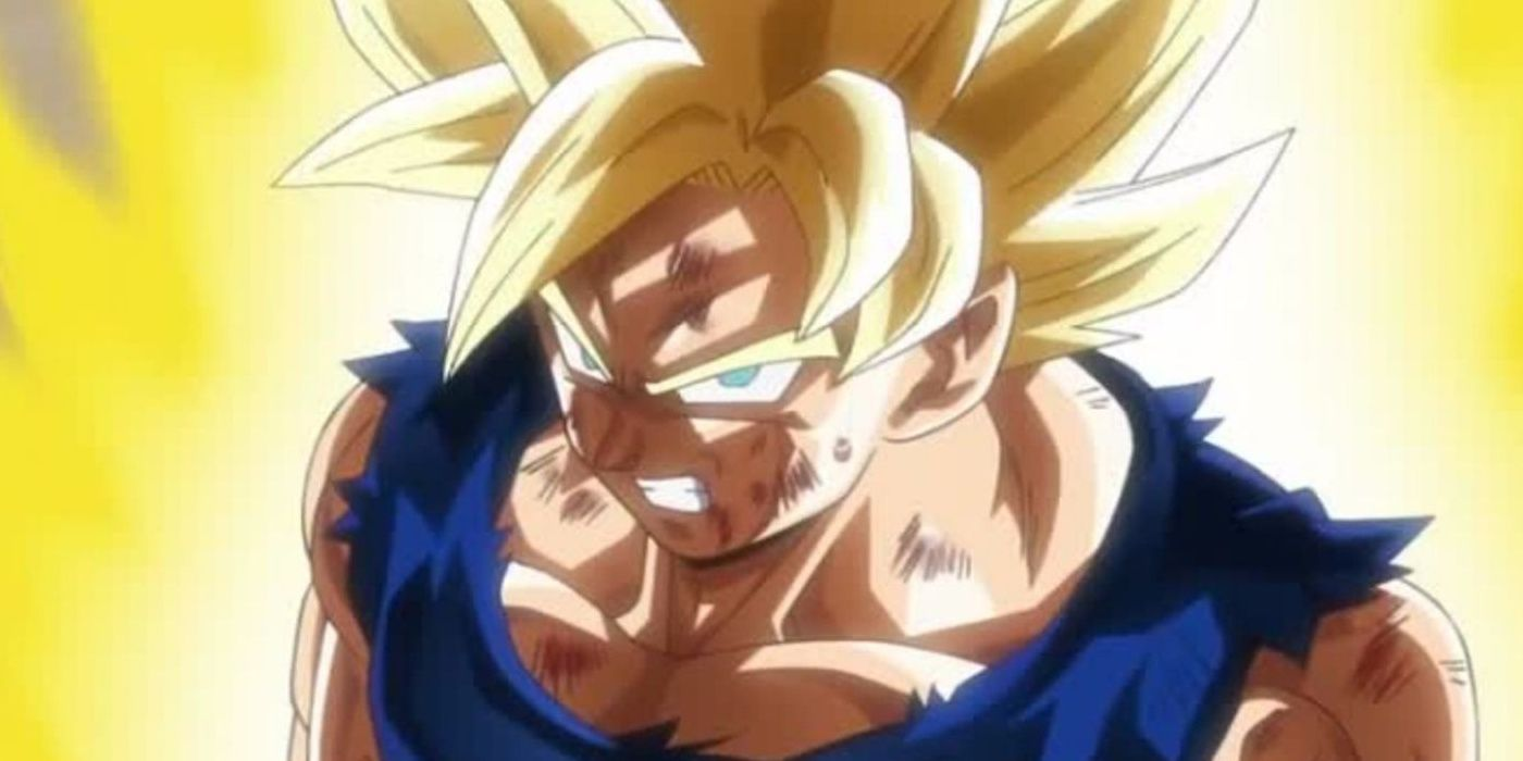 Ranking The Best Super Saiyan Designs In Dragon Ball Z From