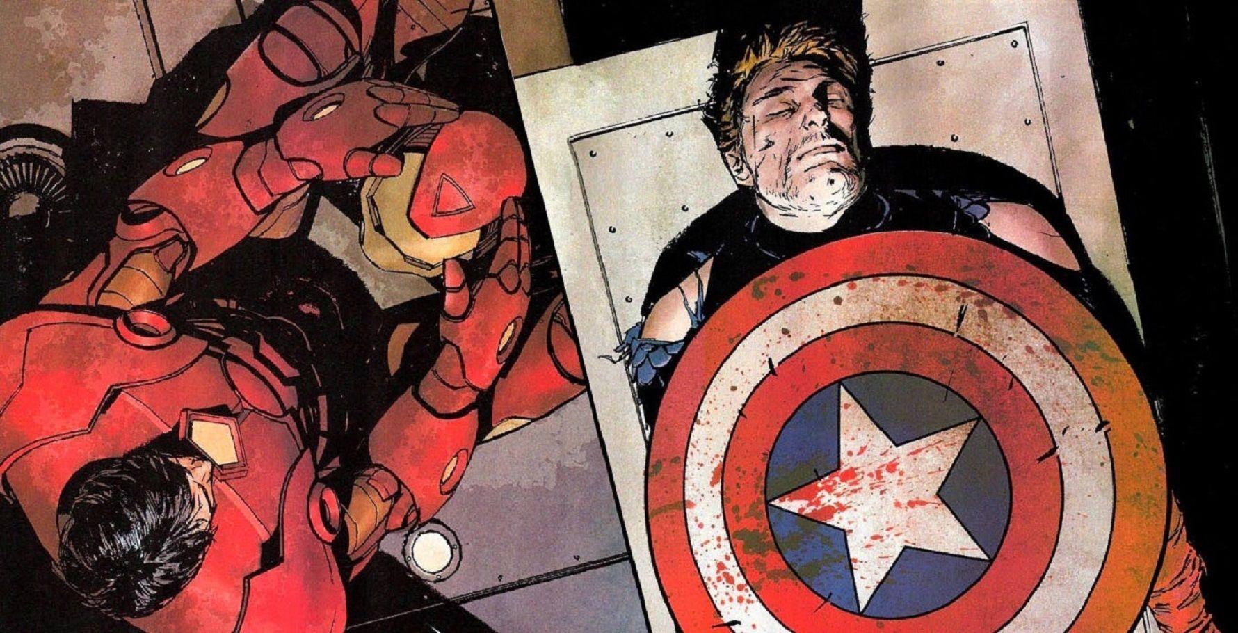 The 10 Saddest Deaths In Avengers Comics | CBR