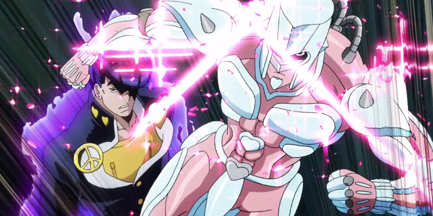 Jojo S Bizarre Adventure 10 Things You Never Knew About Crazy Diamond Various formats from 240p to 720p hd (or he possess a stand (super power), called crazy diamond, that allows him to restore or fix broken objects or animals. jojo s bizarre adventure 10 things you