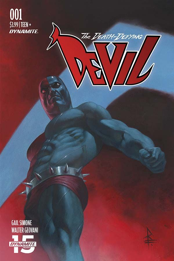 PREVIEW: Death Defying Devil #1 | CBR