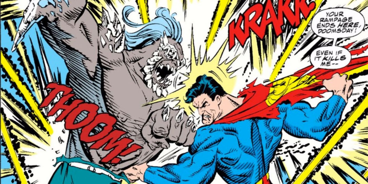 Doomsday Vs The Hulk: Who Would Really Win In a Fight? | CBR Doomsday Vs Hulk Who Wins