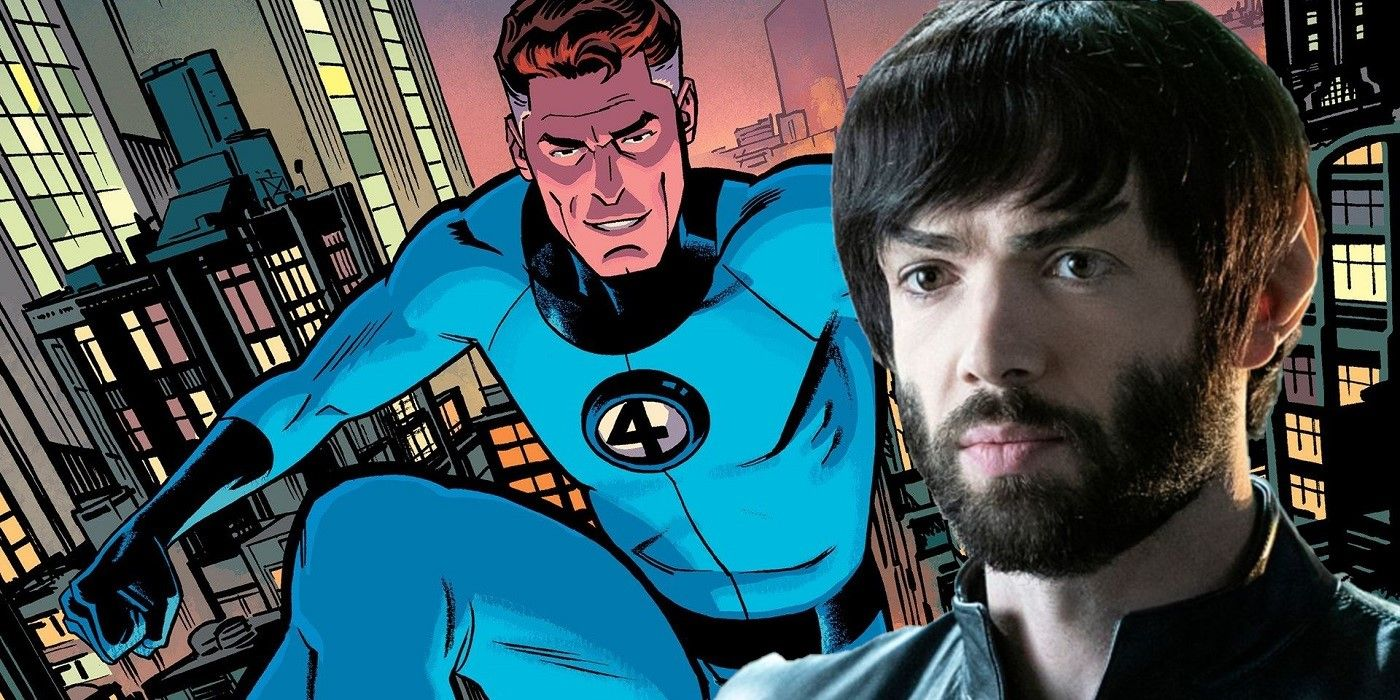 The Marvels Podcast Series Has the Perfect MCU Reed Richards: Ethan Peck