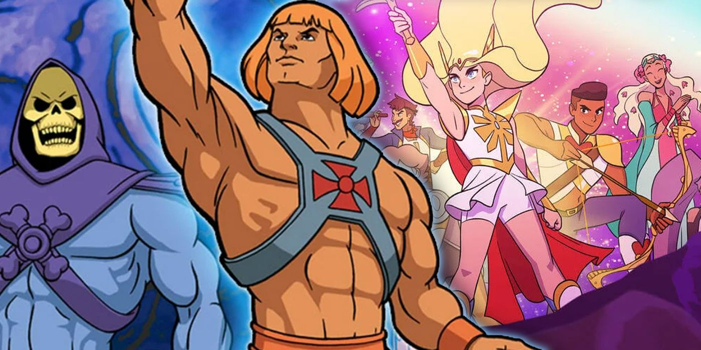 Masters of the Universe Sequel Is Already Missing What Makes She-Ra Great