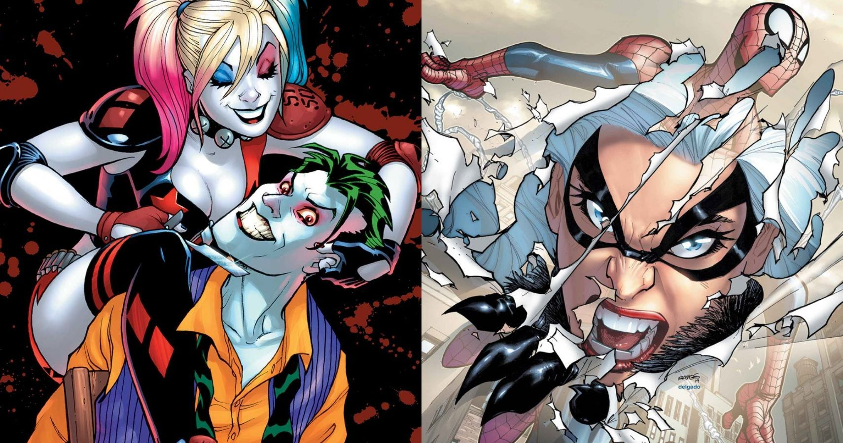 10 Comic Book Couples You Wouldn T Think Are More Twisted Than The