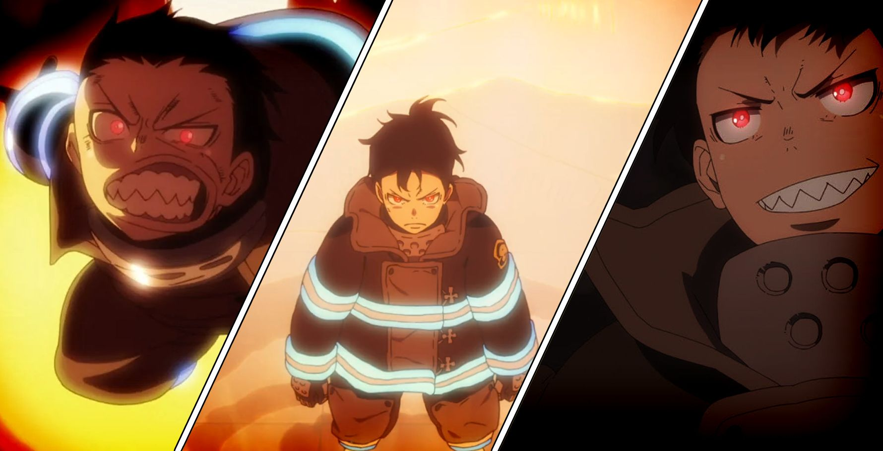 10 Reasons Why Fire Force Works Better As An Anime | CBR