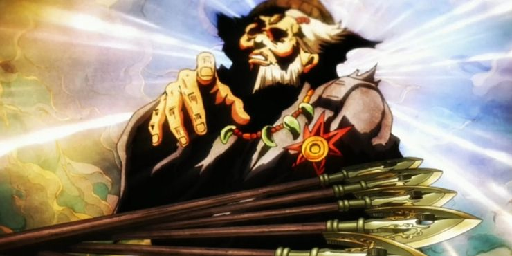 Jojo S Bizarre Adventure 10 Rules You Didn T Know About The Stand Arrow Learn the best arrow spots to gather info on the enemy positions with recon bolt, or to kill them with shock bolt. rules you didn t know about the stand arrow