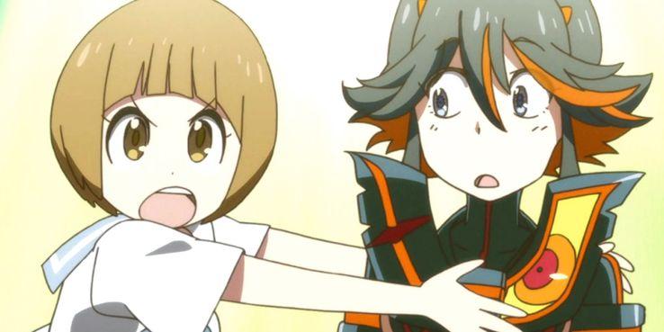 10 Weird Rules Ryuko From Kill La Kill Has To Follow Cbr