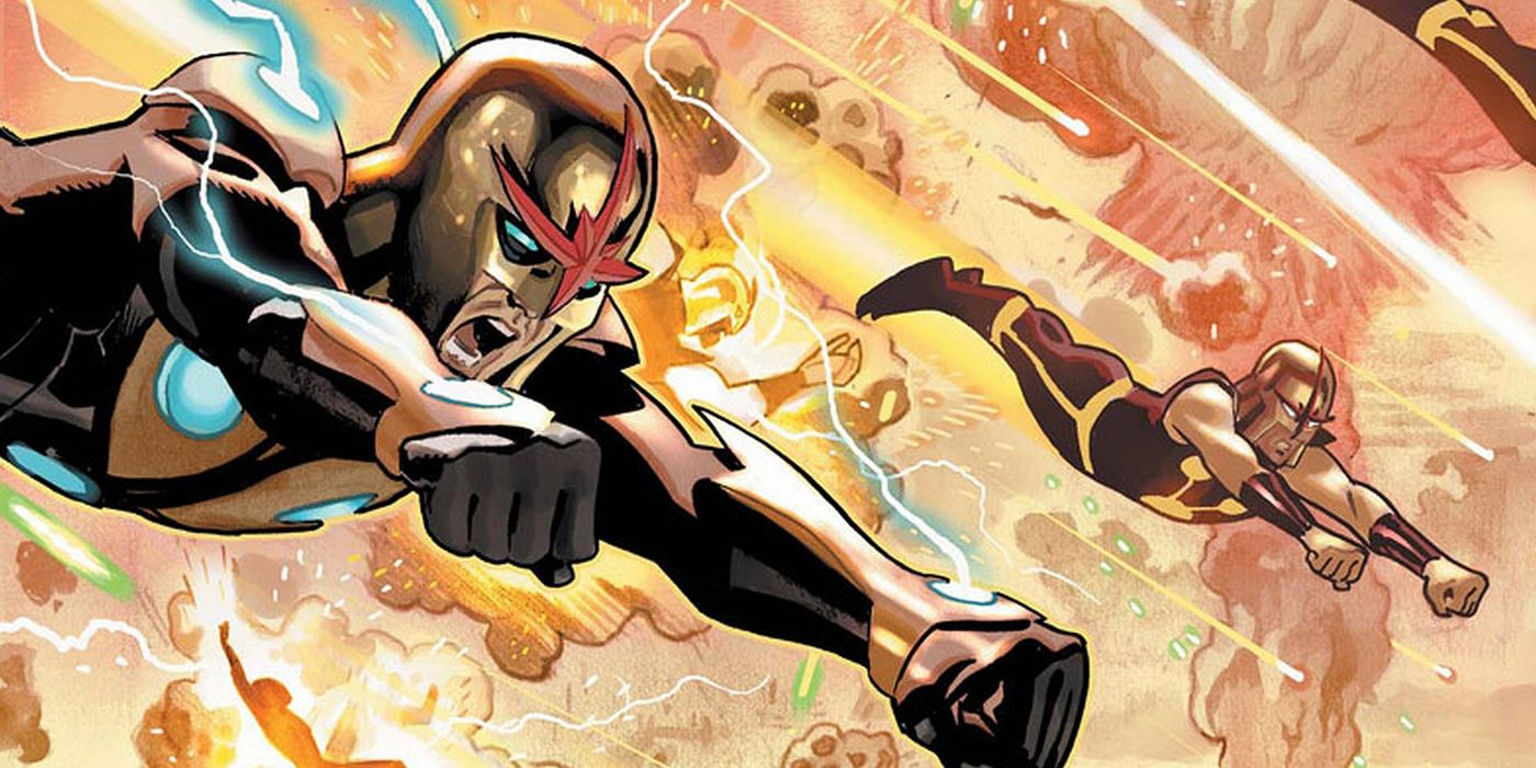 Nova Project In Development at Marvel Studios
