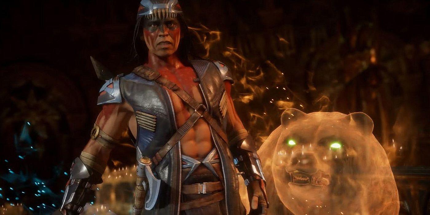 Nightwolf: Mortal Kombat 11's Next Fighter, Explained | CBR