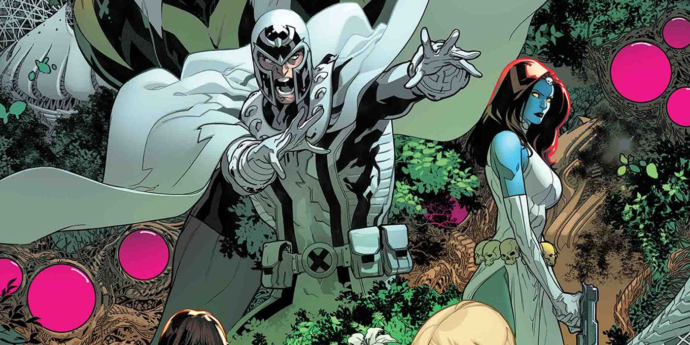 Powers of X Teases the Origin of the Ultimate X-Men Villain | CBR