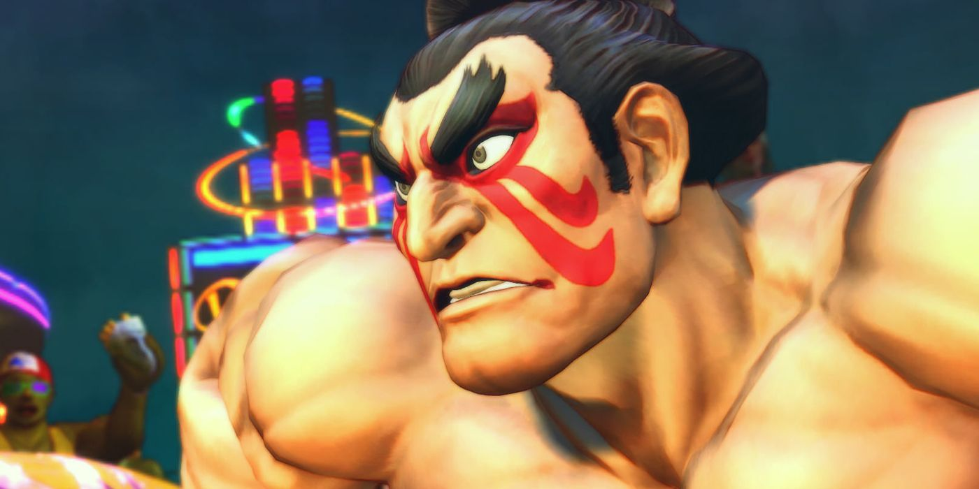 Street Fighter V: Everything You Need to Know About E. Honda