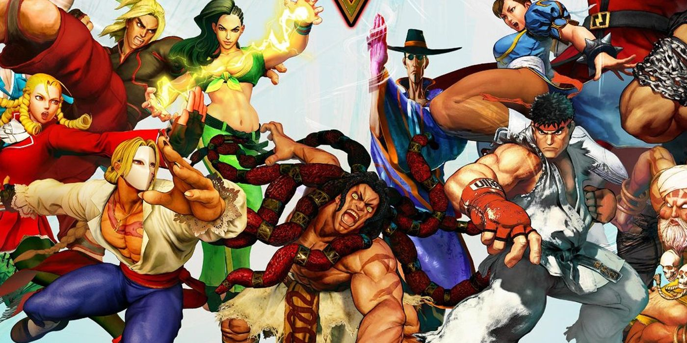 Street Fighter V S Last Wave Of Characters Explained Cbr