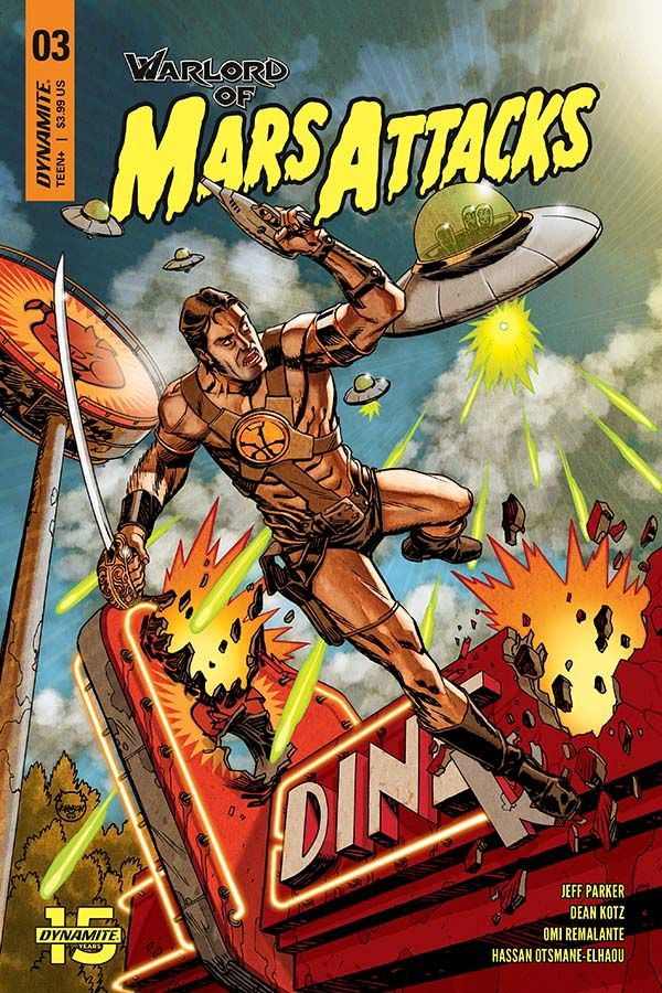 PREVIEW: Warlord of Mars Attacks #3 | CBR