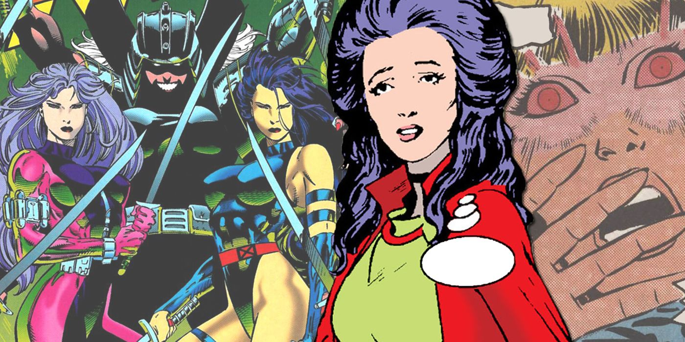 X-Men: The 10 Most Confusing Things About Psylocke | CBR