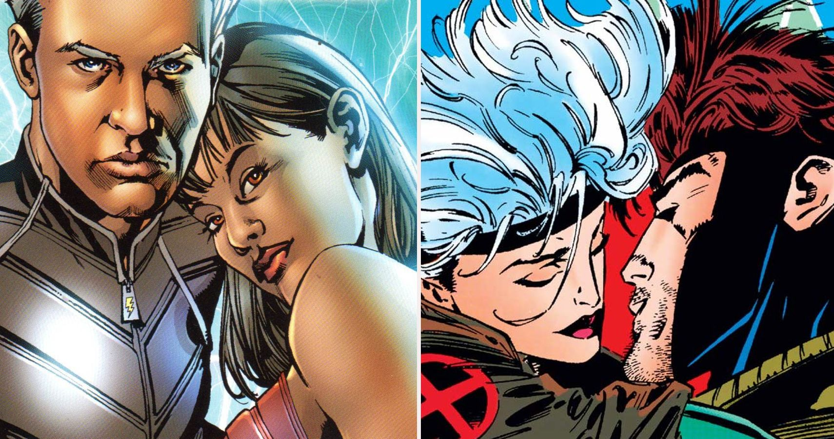 The 10 Most Toxic X-Men Relationships Ever   CBR
