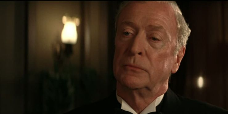 Batman begins quotes why do we fall