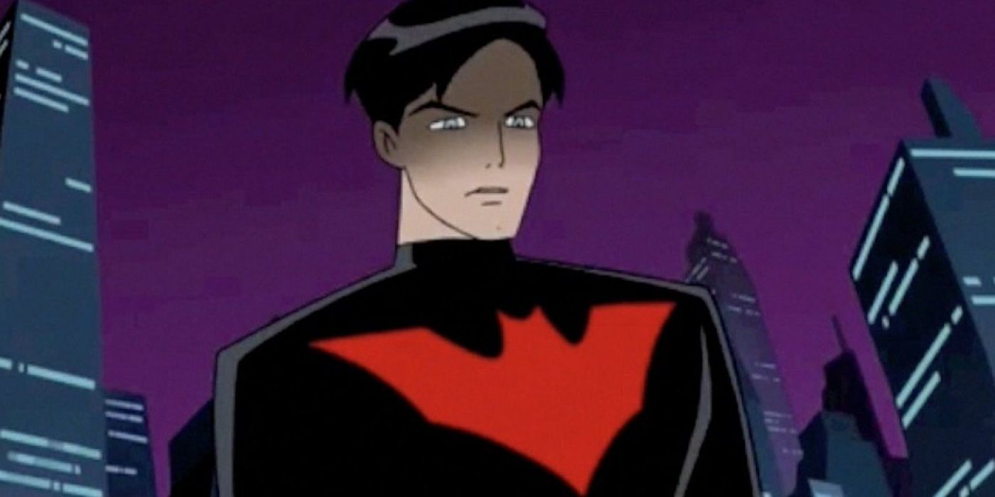 Batman Beyond: Terry McGinnis Is An Awful Boyfriend | CBR
