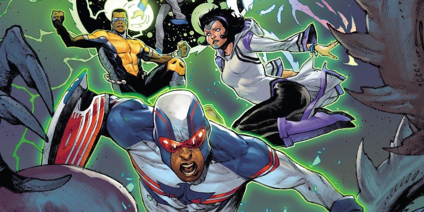 The New Power Man Might Be Marvel's Latest Omega-Level Superhero