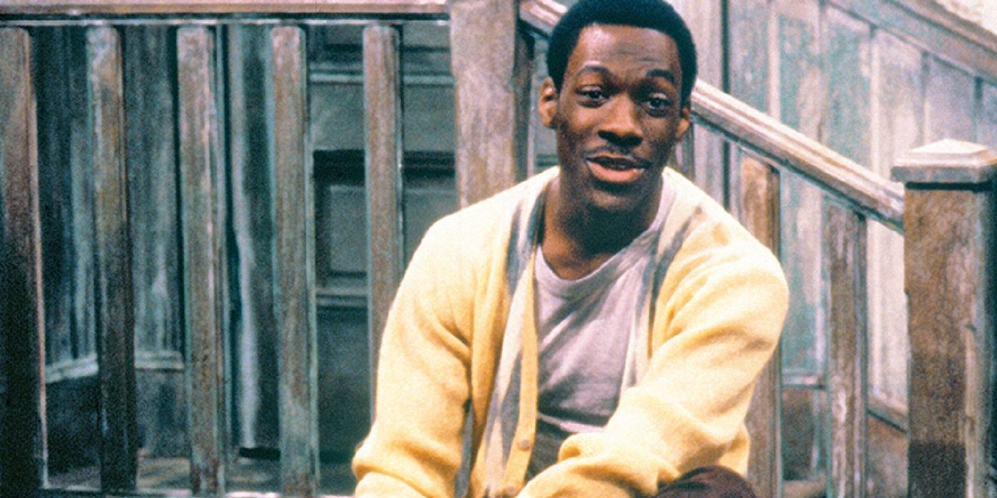 Did Eddie Murphy Get His SNL Gig Due To Another Comic's Difficulty Reading?