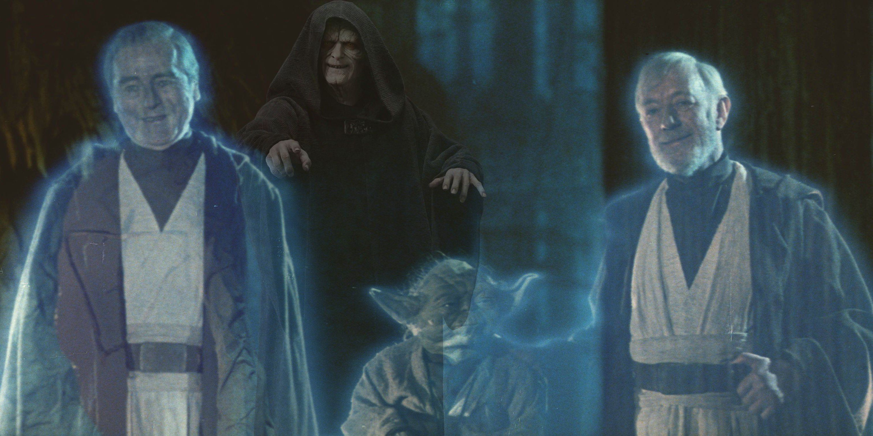 Star Wars: Can Sith Lords Appear As Force Ghosts?   CBR