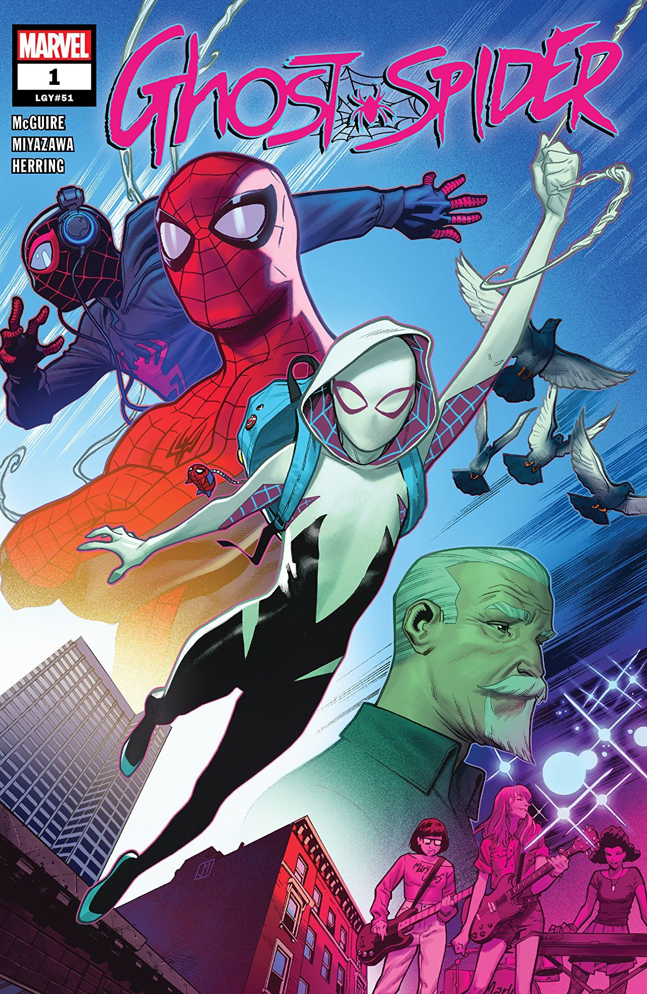 REVIEW: Ghost-Spider #1 Isn't Nearly as Cool as Its Hero | CBR