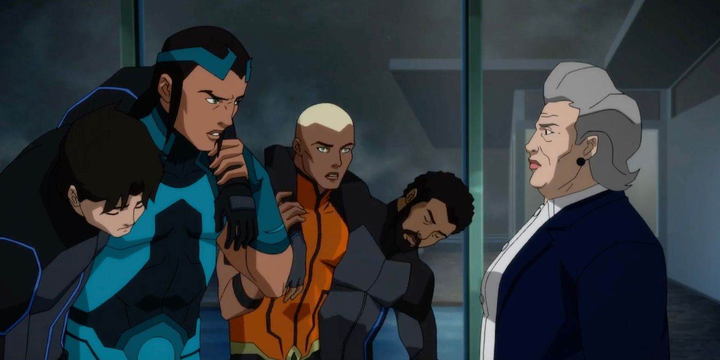 Young Justice: Granny Goodness' Latest Plan Is the Series' Dumbest